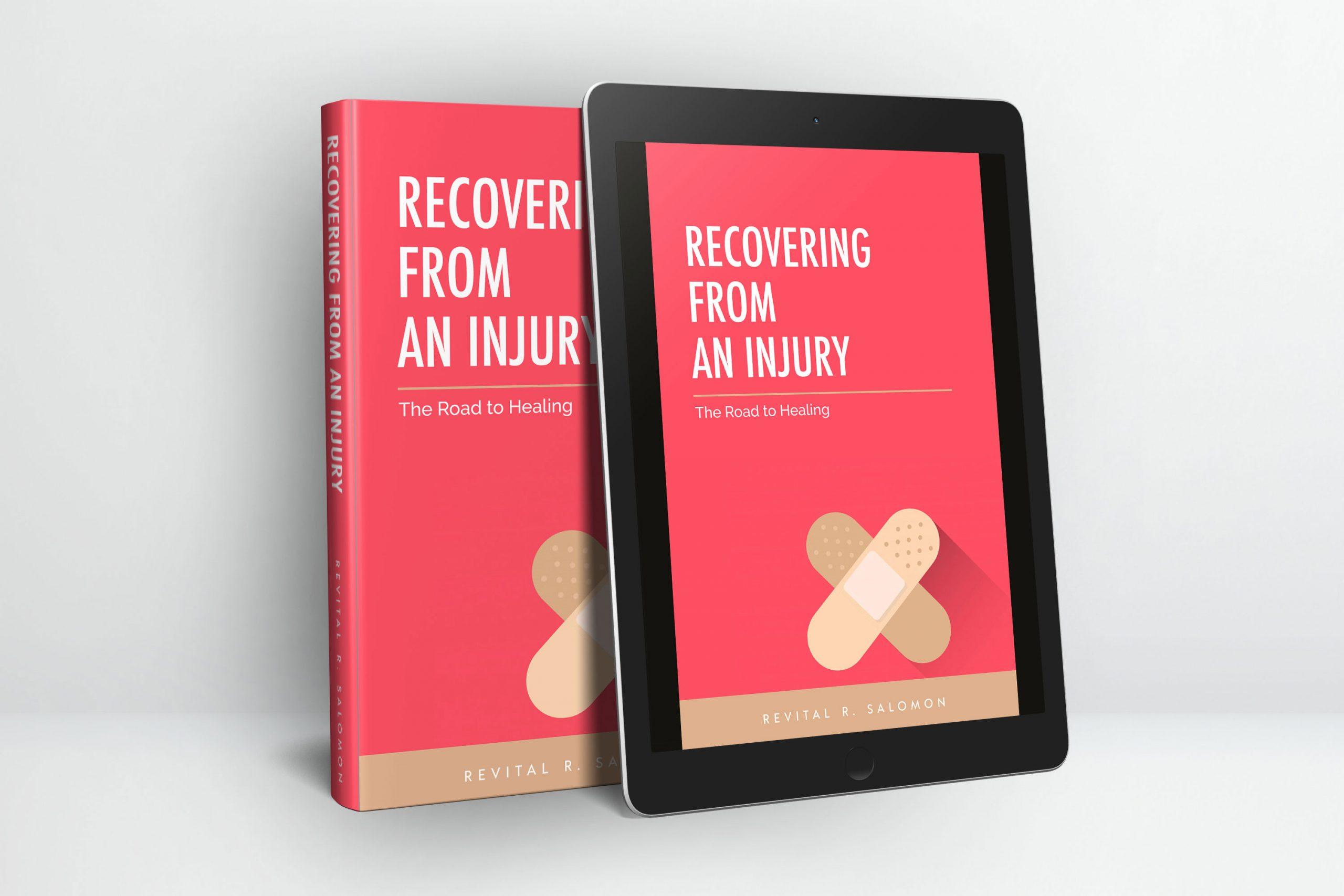 החלמה מפציעה - ספר