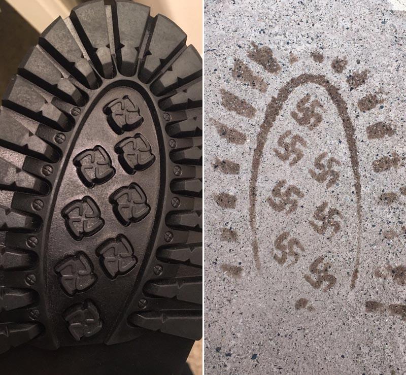 נעליים נאציות